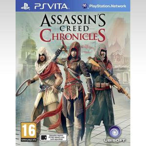 ASSASSIN'S CREED: CHRONICLES (PS VITA)