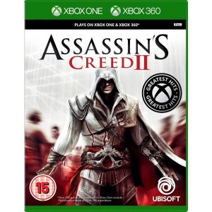 ASSASSIN'S CREED II Compatible (XBOX ONE, XBOX 360)