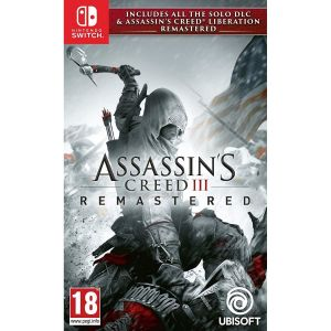 ASSASSIN'S CREED III & ASSASSIN'S CREED LIBERATION Remastered (NSW)