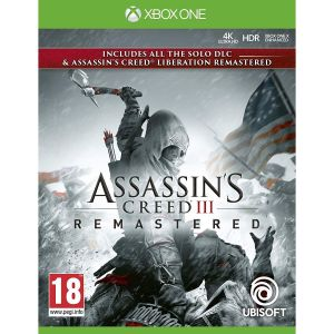 ASSASSIN'S CREED III & ASSASSIN'S CREED LIBERATION Remastered (XBOX ONE)