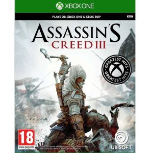 ASSASSIN'S CREED III Compatible (XBOX ONE, XBOX 360)
