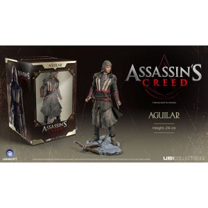 ASSASSIN'S CREED: MOVIE - FASSBENDER AGUILAR Figure