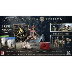 ASSASSIN'S CREED: ODYSSEY - MEDUSA COLLECTOR'S EDITION (XBOX ONE)