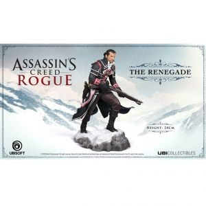 ASSASSIN'S CREED ROGUE: THE RENEGADE Limited Edition SHAY Figurine