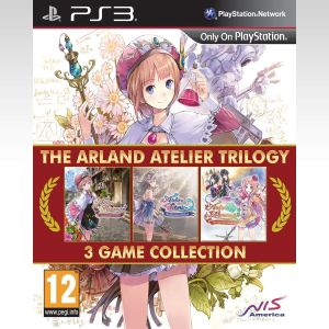 ATELIER: THE ARLAND TRILOGY (PS3)