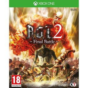 ATTACK ON TITAN 2: FINAL BATTLE (XBOX ONE)