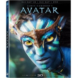 AVATAR 3D - Limited 3D Edition Combo (BLU-RAY 3D/2D + DVD)