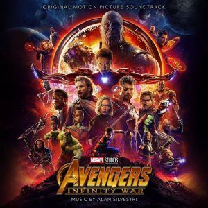 AVENGERS 3: INFINITY WAR - ORIGINAL MOTION PICTURE SOUNDTRACK (AUDIO CD)