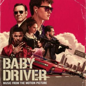 BABY DRIVER - ORIGINAL MOTION PICTURE SOUNDTRACK (AUDIO CD)