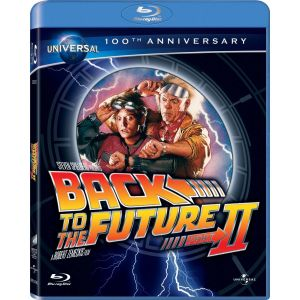 BACK TO THE FUTURE 2 (BLU-RAY)