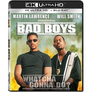 BAD BOYS 4K+2D (4K UHD BLU-RAY + BLU-RAY)