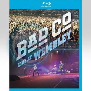 BAD COMPANY - LIVE AT WEMBLEY (BLU-RAY)