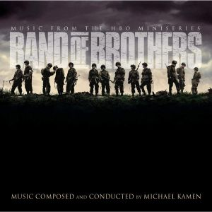 BAND OF BROTHERS - ORIGINAL MOTION PICTURE SOUNDTRACK (AUDIO CD)