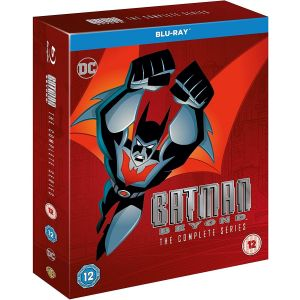 BATMAN BEYOND: The Complete Animated Series [ΜΕ ΑΓΓΛΙΚΟΥΣ ΥΠΟΤΙΤΛΟΥΣ] (BLU-RAY)