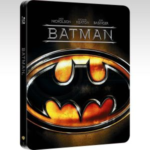 BATMAN Limited Collector's Edition Steelbook [Imported] (BLU-RAY)