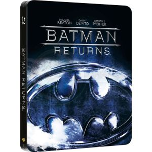 BATMAN RETURNS Limited Collector's Edition Steelbook [Imported] (BLU-RAY)