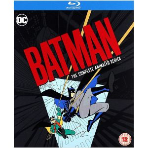 BATMAN: The Complete Animated Series [Imported] (BLU-RAY)