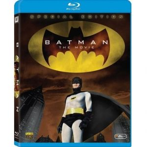 BATMAN: THE MOVIE [1966] Special Edition (BLU-RAY)
