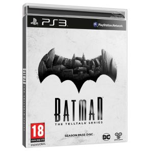 BATMAN - THE TELLTALE SERIES Season Pass (PS3)