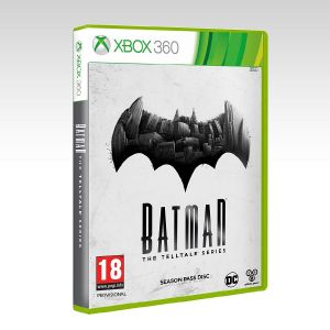 BATMAN - THE TELLTALE SERIES Season Pass (XBOX 360)