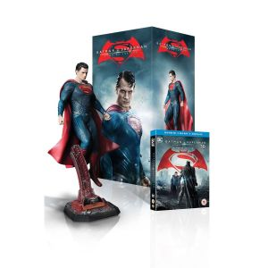 BATMAN V SUPERMAN: DAWN OF JUSTICE 3D Extended Unrated Cut ULTIMATE EDITION - BATMAN V SUPERMAN: Η ΑΥΓΗ ΤΗΣ ΔΙΚΑΙΟΣΥΝΗΣ 3D Extended Unrated Cut ULTIMATE EDITION + Superman Statue Limited Collector's Edition (BLU-RAY 3D + BLU-RAY)