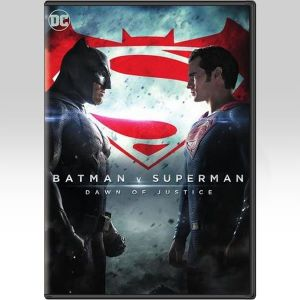 BATMAN V SUPERMAN: DAWN OF JUSTICE - BATMAN V SUPERMAN: Η ΑΥΓΗ ΤΗΣ ΔΙΚΑΙΟΣΥΝΗΣ (DVD)
