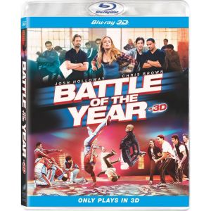 BATTLE OF THE YEAR: THE DREAM TEAM 3D -  ΣΤΗ ΜΑΧΗ ΤΟΥ ΧΟΡΟΥ 3D (BLU-RAY 3D)