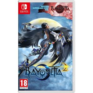BAYONETTA 2 & BAYONETTA 1 Download Code (NSW)