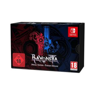 BAYONETTA 2 & BAYONETTA 1 Download Code - SPECIAL EDITION Steelbook (NSW)