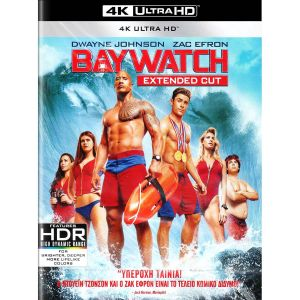 BAYWATCH Extended Cut (4K UHD BLU-RAY)