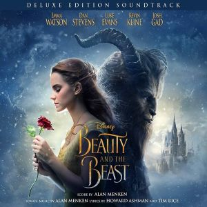 BEAUTY AND THE BEAST - THE ORIGINAL MOTION PICTURE SOUNDTRACK Deluxe Edition (2 AUDIO CDs)