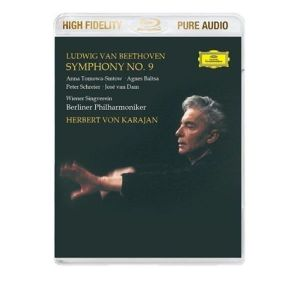 BEETHOVEN: SYMPHONY NO.9 (BLU-RAY AUDIO)