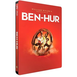 BEN HUR [1959] Limited Edition Steelbook [Imported] (2 BLU-RAYs)