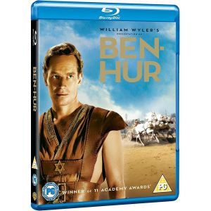 BEN HUR Restored & Remastered - ΜΠΕΝ ΧΟΥΡ Restored & Remastered (BLU-RAY)