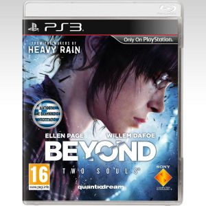 BEYOND: TWO SOULS [ΕΛΛΗΝΙΚΟ] (PS3)