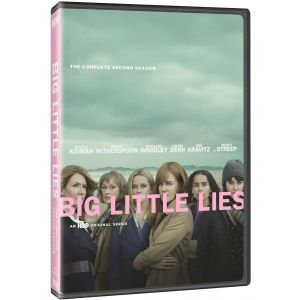 BIG LITTLE LIES: THE COMPLETE 2nd SEASON (2 DVDs)