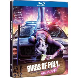 BIRDS OF PREY Limited Edition Steelbook (BLU-RAY)