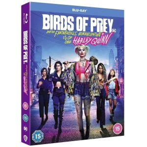 BIRDS OF PREY - ΑΡΠΑΚΤΙΚΑ ΠΤΗΝΑ SlipCover (BLU-RAY)