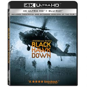 BLACK HAWK DOWN 4K+2D (4K UHD BLU-RAY + BLU-RAY 2D)