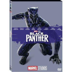 BLACK PANTHER O-Ring (DVD)