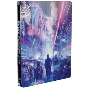 BLADE RUNNER 2049 3D+2D EXCLUSIVE Limited SPECIAL Edition Steelbook [Imported] (BLU-RAY 3D + BLU-RAY 2D)