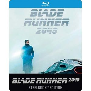 BLADE RUNNER 2049 Limited Edition Steelbook (BLU-RAY 2D + BLU-RAY BONUS)
