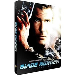 BLADE RUNNER: THE FINAL CUT Limited Edition Steelbook (BLU-RAY + DVD)