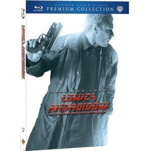 BLADE RUNNER: THE FINAL CUT Premium Edition [Imported] (BLU-RAY + DVD)