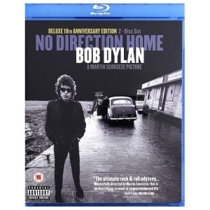 BOB DYLAN: NO DIRECTION HOME (BLU-RAY)