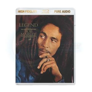 BOB MARLEY AND THE WAILERS - THE BEST: LEGEND (BLU-RAY AUDIO)
