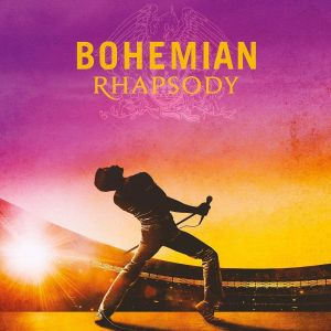 BOHEMIAN RHAPSODY - ORIGINAL MOTION PICTURE SOUNDTRACK (AUDIO CD)