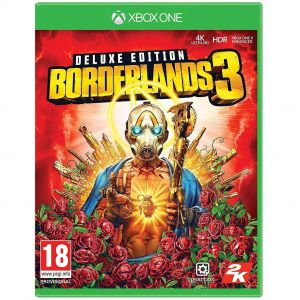 BORDERLANDS 3 Deluxe Edition (XBOX ONE)