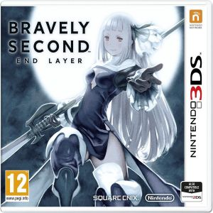 BRAVELY SECOND: END LAYER (3DS, 2DS)