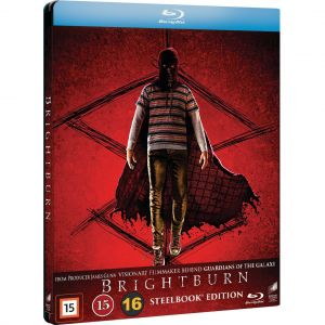 BRIGHTBURN Limited Edition Steelbook (BLU-RAY)